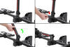 Malone Tilt-Away Rack Hitch Bike Racks - MPG2149