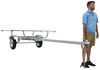 malone trailers roof rack on wheels spare tire included mpg461gu