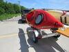 "Malone MicroSport Trailer - 78"" Crossbars - 800 lbs Crossbar Style MPG460G"