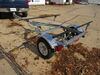 0  trailers malone crossbar style retractable tongue on a vehicle