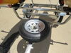 0  trailers malone roof rack on wheels spare tire included mpg461g2