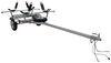 Malone MicroSport Trailer for 2 Kayaks - J-Style - 13' Long - 800 lbs Galvanized Steel MPG461G2