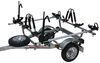 malone trailers roof rack on wheels spare tire included mpg461kb