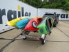 Malone MicroSport Trailer for 4 Kayaks - J-Style - 13' Long - 800 lbs Spare Tire Included MPG462G2