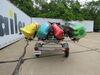 Malone Roof Rack on Wheels - MPG462G2