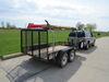 0  trailer cargo organizers malone ladder rack contracting landscaping recreation toptier load bar kit for utility trailers - 250 lbs