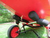 0  watersport carriers malone fishing kayak canoe cart in use