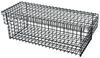 malone accessories and parts trailers watersport carriers storage wire basket for megasport kayak trailer - 8 cu ft