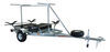 malone trailers roof rack on wheels 2-tier spare tire included storage box 2 tier megasport trailer with v-style carriers for kayaks - containers 1 000 lbs