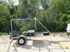 Malone MegaSport 2 Tier Trailer with SaddleUp Pro Kayak Cradles - 14' Long - 2 Boat 14 Feet Long MPG550-TU