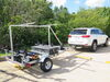 0  trailers malone roof rack on wheels saddle style in use