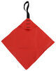 """Malone Safety Flag - 12"""" Wide x 12"""" Long Safety Flag MPG551"""