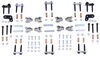 morryde trailer leaf spring suspension mounting hardware upgrade kit for triple axle trailers w/ lre and correct track