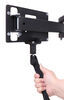 morryde rv tv mount wall manual - full motion 25 lbs