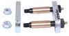 morryde trailer leaf spring suspension mounting hardware shackle links