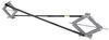 morryde camper jacks stabilizer jack manual scissor cross brace for trailers and rvs