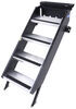 morryde rv and camper steps towable fold-down step stepabove for 23-3/4 inch to 26-1/4 wide doorways - 4