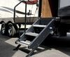 0  accessories and parts morryde rv camper steps folding handrail for first generation 3-step