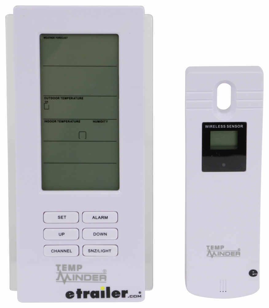 TempMinder Electronic Weather Station - MRI-211MXW