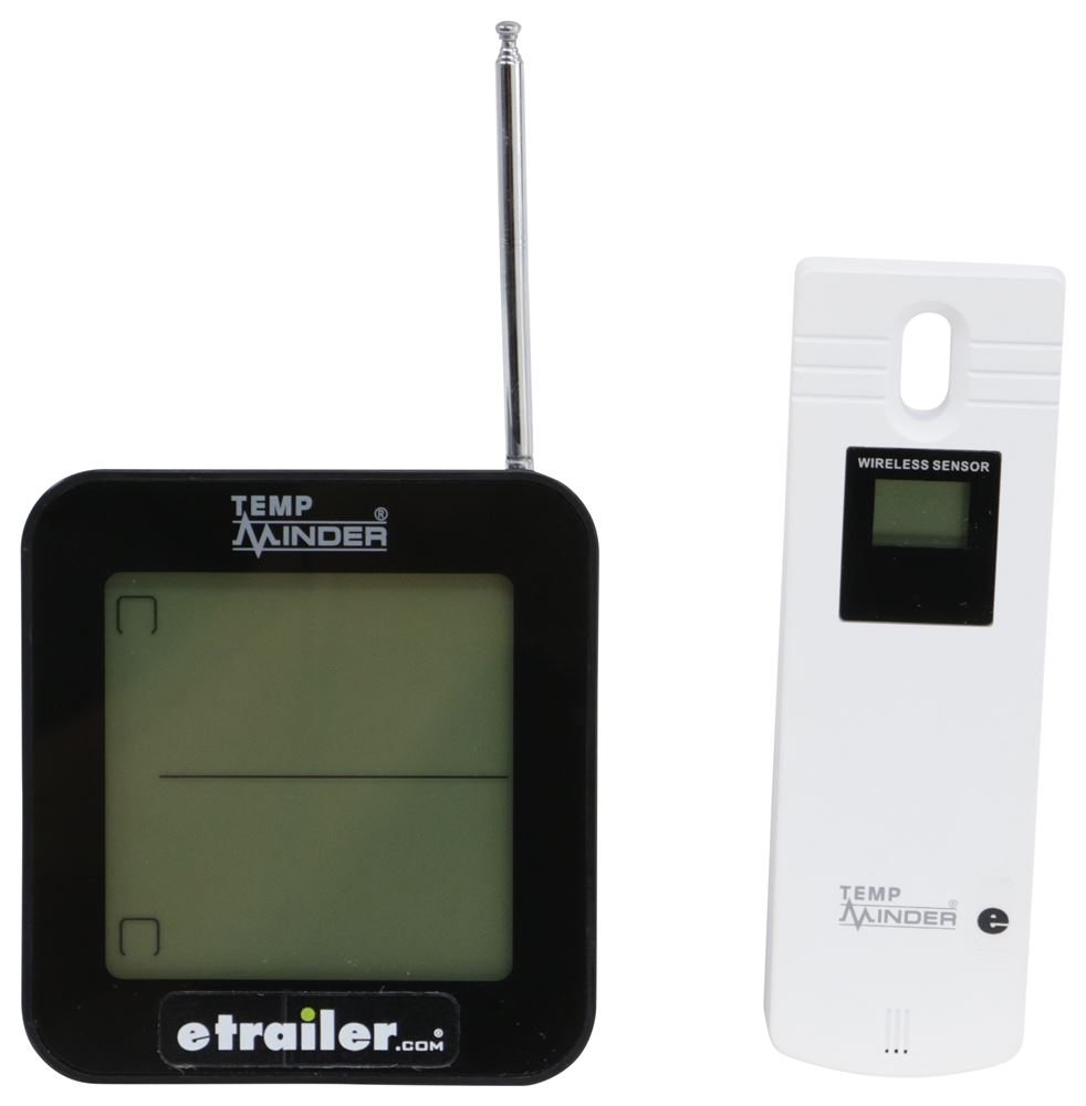 MRI-822MX - Standard LCD - Blue Backlight TempMinder RV Weather Stations