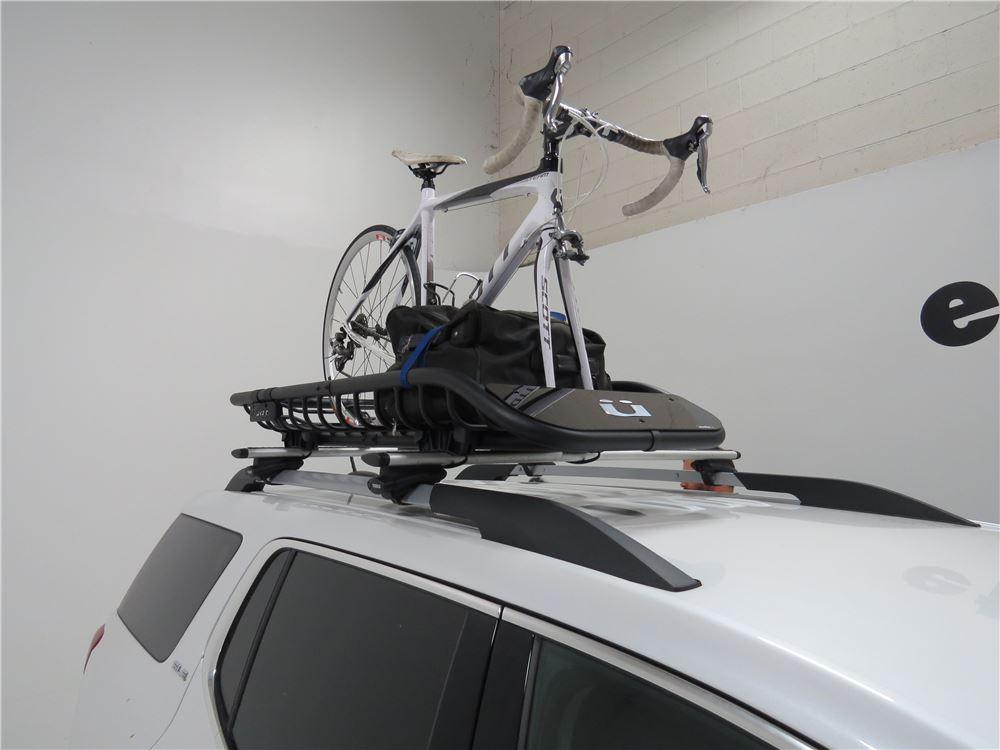 Mini Skinny Narrow Cargo Basket for roof Rack Kuat