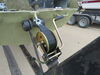 0  trailer winch maxxtow utility ratcheting hand crank in use