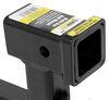 MaxxTow Drop - 2 Inch,Rise - None Trailer Hitch Ball Mount - MT70066