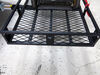 "MaxxTow 30x50 Wheelchair Carrier w/ 48"" Long Ramp - 2"" Hitches - Folding - Steel - 500 lbs 30 Inch Wide MT70106"