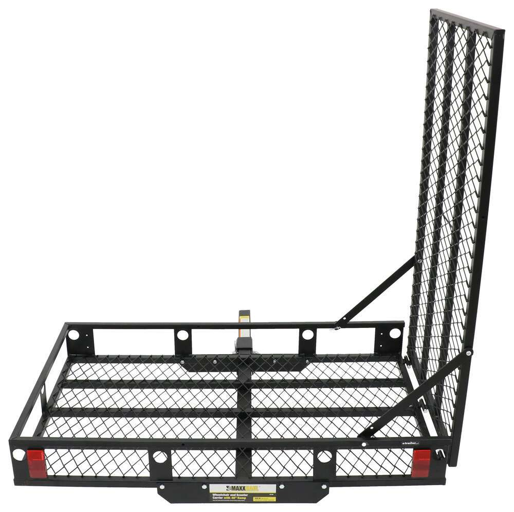 MaxxTow Fits 2 Inch Hitch Hitch Cargo Carrier - MT70106