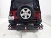 MT70107 - 52 Inch Long MaxxTow Flat Carrier on 2013 Jeep Wrangler