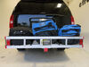 "20x47 MaxxTow Cargo Carrier for 2"" Hitches - Aluminum - 500 lbs 22 Inch Wide MT70108"