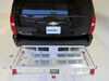0  hitch cargo carrier maxxtow flat fixed 20x47 for 2 inch hitches - aluminum 500 lbs