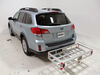 MaxxTow Flat Carrier - MT70108 on 2014 Subaru Outback Wagon