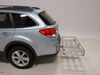 MT70108 - Fixed Carrier MaxxTow Hitch Cargo Carrier on 2014 Subaru Outback Wagon