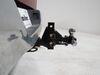 MaxxTow Drop - 6 Inch,Rise - 6 Inch Trailer Hitch Ball Mount - MT70197