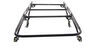 MaxxTow MaxxHaul Over-The-Cab Truck Bed Ladder Rack - Steel - 800 lbs Fixed Rack MT70232