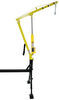 """MaxxTow Hydraulic Pickup Truck Crane for 2"""" Hitches - 1,000 lbs 1000 lbs MT70238"""