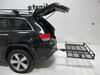 MT70260 - Folding Carrier MaxxTow Hitch Cargo Carrier on 2014 Jeep Grand Cherokee