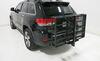 Hitch Cargo Carrier MT70260 - Folding Carrier - MaxxTow on 2014 Jeep Grand Cherokee