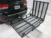 MaxxTow Hitch Cargo Carrier - MT70260 on 2014 Jeep Grand Cherokee
