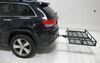 "MaxxTow 30x50 Wheelchair Carrier w/ 60"" Long Ramp - 2"" Hitches - Folding - Steel - 500 lbs Heavy Duty MT70260 on 2014 Jeep Grand Cherokee"