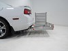 MaxxTow Carrier with Ramp - MT70275 on 2012 Dodge Charger