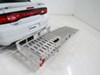 MT70275 - Aluminum MaxxTow Carrier with Ramp on 2012 Dodge Charger