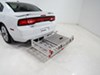 MaxxTow Fits 2 Inch Hitch Hitch Cargo Carrier - MT70275 on 2012 Dodge Charger