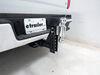 "MaxxTow Adjustable 2-Ball Mount - 2"" Hitch - 6-1/4"" Drop, 7-7/8"" Rise - 12K Steel Shank - Gloss Black MT70380 on 2015 Chevrolet Colorad"