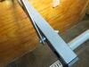 MaxxTow MaxxHaul Folding Tire Storage Rack - Adjustable Width - Steel MT70489