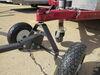 0  trailer dolly maxxtow manual 1-7/8 inch ball maxxhaul dual pull - hitch steel 600 lbs