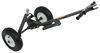 maxxtow trailer dolly manual 1-7/8 inch ball maxxhaul dual pull - hitch steel 600 lbs