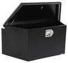 MaxxTow MaxxHaul Trailer Tongue Toolbox w/ Flush Mount Latch - A-Frame - Steel - 2.75 Cu Ft - Black Small Capacity MT80349