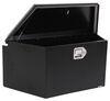 MaxxTow MaxxHaul Trailer Tongue Toolbox w/ Flush Mount Latch - A-Frame - Steel - 2.75 Cu Ft - Black Small Capacity MT80349